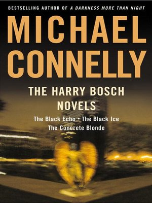 Cover image for The Harry Bosch Novels, Volume 1.