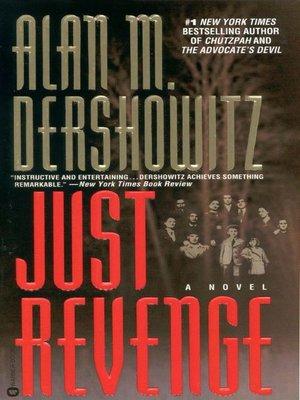 Cover image for Just Revenge.