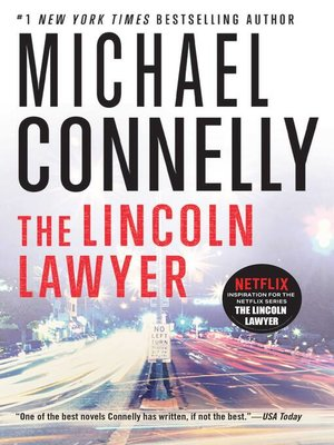 Cover image for The Lincoln Lawyer.