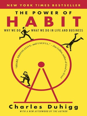 Cover image for The Power of Habit.