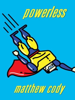 Cover image for Powerless.