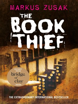 Cover image for The Book Thief.
