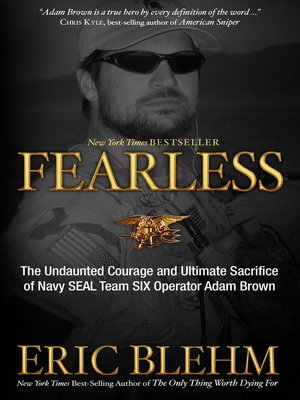 Cover image for Fearless.