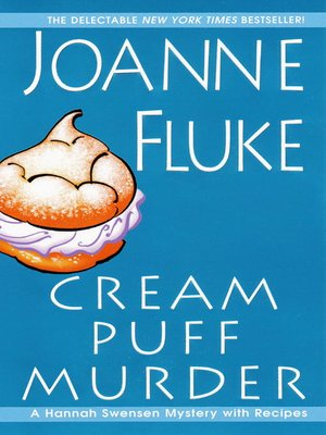 Cover image for Cream Puff Murder.