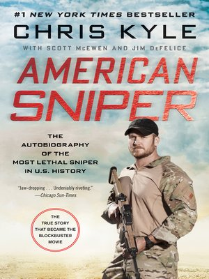 Cover image for American Sniper.