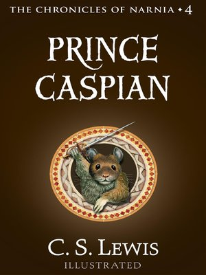 Cover image for Prince Caspian.