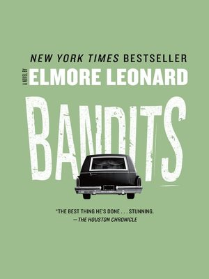 Cover image for Bandits.