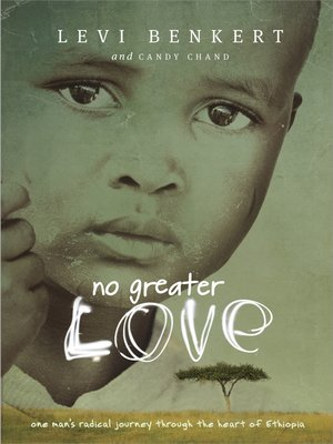 Cover image for No Greater Love.