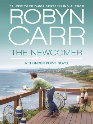 Cover image for The Newcomer.
