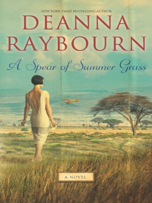 Cover image for A Spear of Summer Grass.