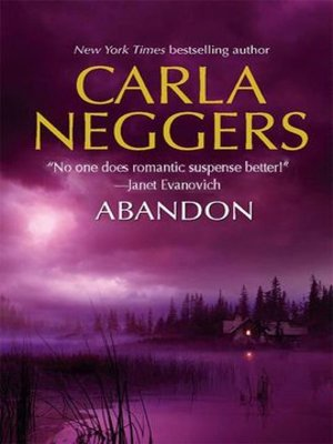 Cover image for Abandon.