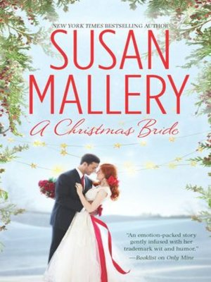 Cover image for A Christmas Bride.