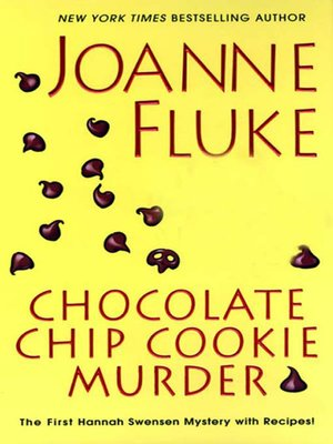 Cover image for Chocolate Chip Cookie Murder.