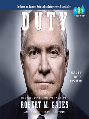 Cover image for Duty.