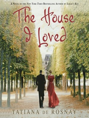 Cover image for The House I Loved.