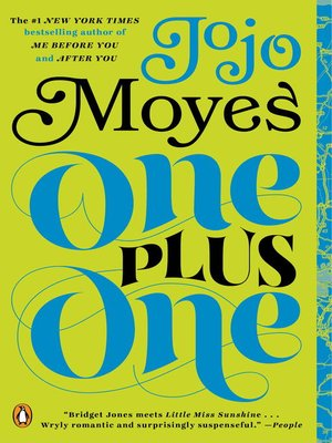 Cover image for One Plus One.