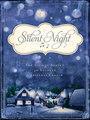 Cover image for Silent Night.