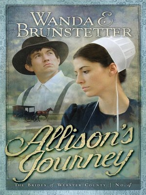 Cover image for Allison's Journey.
