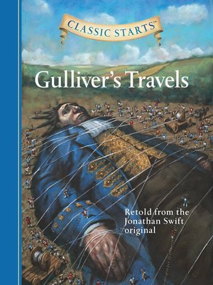 Cover image for Gulliver's Travels.