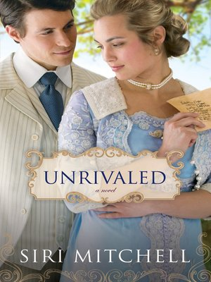 Cover image for Unrivaled.