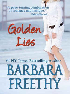 Cover image for Golden Lies.