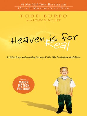 Cover image for Heaven is for Real.