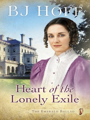 Cover image for Heart of the Lonely Exile.