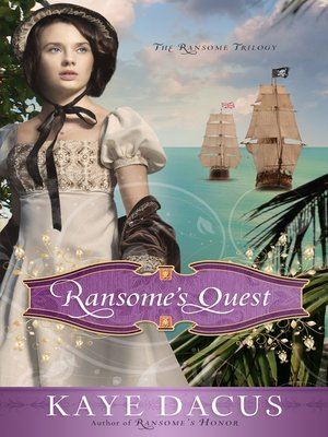 Cover image for Ransome's Quest.