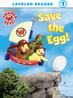 Cover image for Save the Egg!.