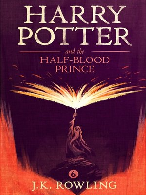 Cover image for Harry Potter and the Half-Blood Prince.